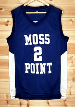 Load image into Gallery viewer, Devin Booker Moss Point High School Basketball Jersey Custom Throwback Retro Jersey