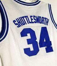 Load image into Gallery viewer, FLASH SALE! Jesus Shuttlesworth He Got Game Movie #34 Basketball Jersey Custom Throwback 90's Retro Movie Jersey