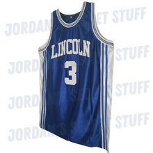 Load image into Gallery viewer, Stephon Marbury High School Jersey Coney Island Lincoln Basketball