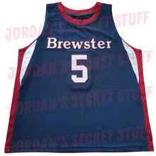 Load image into Gallery viewer, Terrence Clarke High School Phenoms Basketball Jersey Brewster Academy