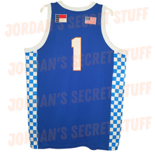 Load image into Gallery viewer, MIKEY *New 2021* Lake Norman Christian North High School Basketball Jersey