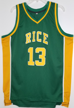 "Load image into Gallery viewer, ""The Dominican Dream"" Felipe Lopez Limited Series RICE High School Jersey"