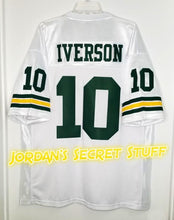 Load image into Gallery viewer, Allen Iverson Bethel High School Football Jersey Custom Throwback Retro Jersey