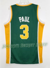 Load image into Gallery viewer, Chris Paul West Forsyth High School Basketball Jersey Custom Throwback Retro Jersey