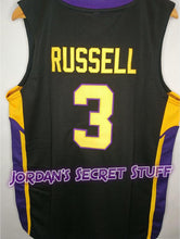 Load image into Gallery viewer, D'Angelo Russell Montverde High School Basketball Jersey Custom Throwback Retro Jersey