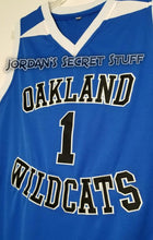 Load image into Gallery viewer, Damian Lillard High School Jersey Oakland Wildcats HS Portland Dame Dolla
