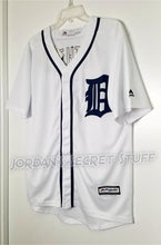 Load image into Gallery viewer, FLASH SALE! Marshall Mathers Eminem Detroit Tigers Baseball #8 Music Jersey Custom Throwback Retro Music Jersey