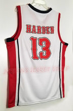 Load image into Gallery viewer, James Harden Artesia High School Basketball Jersey (Home) Custom Throwback Retro Jersey
