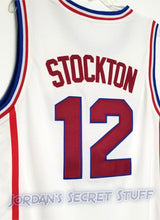 Load image into Gallery viewer, John Stockton Gonzaga College Basketball Jersey Custom Throwback Retro College Jersey