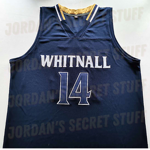 Tyler Herro Whitnall High School Jersey Retro Custom Throwback Sports Apparel