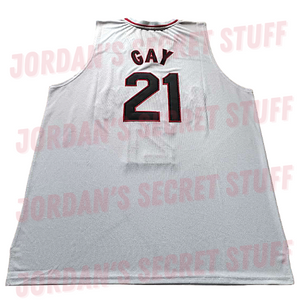 Rudy Gay High School Throwback Archbishop Spalding Baltimore Retro Jersey