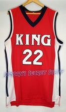 Load image into Gallery viewer, Kawhi Leonard King High School Basketball Jersey Custom Throwback Retro Jersey