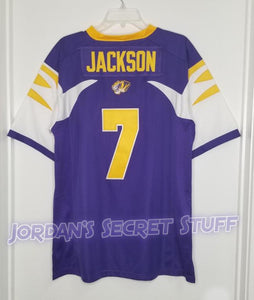 Lamar Jackson High School Football Jersey Tigers Custom Throwback Retro Jersey