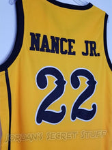 Load image into Gallery viewer, Larry Nance Jr. Wyoming College Basketball Jersey Custom Throwback Retro College Jersey
