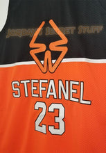 Load image into Gallery viewer, Michael Jordan Stefanel EuroLeague Basketball Jersey Custom Throwback Retro Jersey