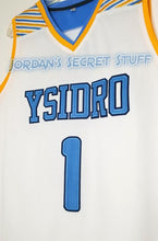 Load image into Gallery viewer, Mikey Williams High School Jersey Ysidro Basketball San Diego HBCU