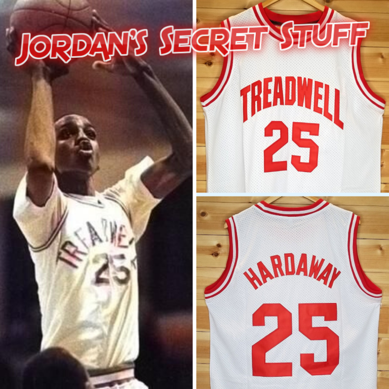FLASH SALE! Penny Hardaway High School Basketball Jersey Treadwell Custom Throwback Retro College Jersey