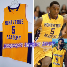 Load image into Gallery viewer, RJ Barrett Montverde High School Basketball NYC New York Throwback Jersey