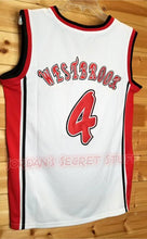 Load image into Gallery viewer, FLASH SALE! Russell Westbrook Leuzinger Olympians High School Basketball Jersey Custom Throwback Retro Jersey