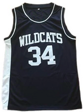 "Load image into Gallery viewer, ""Without Bias"" Len Bias Limited Series Wildcats High School Jersey"