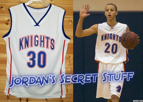 Stephen Curry Charlotte Christian High School Basketball Jersey Custom Throwback Retro Jersey