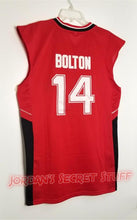 Load image into Gallery viewer, FLASH SALE! Troy Bolton High School Musical Movie Wildcats #14 Basketball Jersey (Red) Custom Throwback Retro Movie Jersey