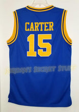 Load image into Gallery viewer, Vince Carter Mainland High School Basketball Jersey Custom Throwback Retro Jersey