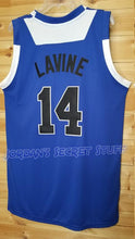 Load image into Gallery viewer, Zach LaVine Bothell High School Basketball Jersey Custom Throwback Retro Sports Fan Jersey