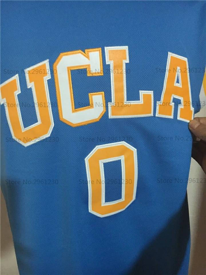 new product b8298 f7ad0 Russell Westbrook UCLA College Basketball Jersey (Away ...