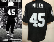 Load image into Gallery viewer, Boobie Miles Friday Night Lights TV #45 Panthers Football Jersey Custom Throwback Retro TV Show Jersey