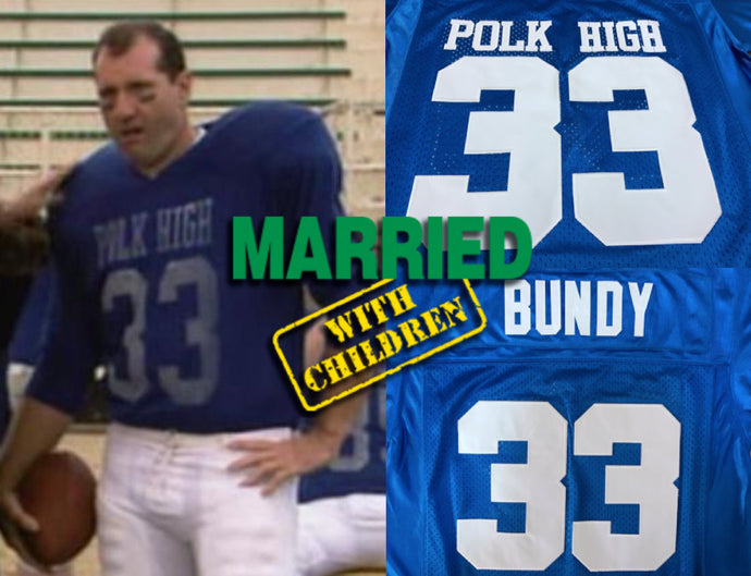 Al Bundy TV Show Jersey