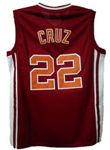 Load image into Gallery viewer, Timo Cruz Coach Carter Movie Richmond Oilers #22 Basketball Jersey Custom Throwback Retro Movie Jersey