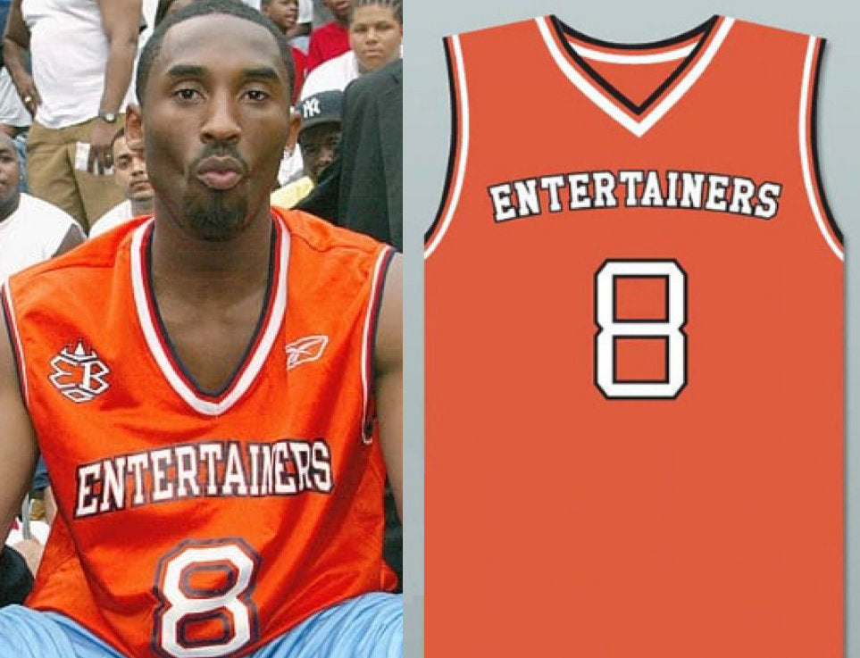 70d872c4506 ... Load image into Gallery viewer, Kobe Bryant Rucker Park Jersey