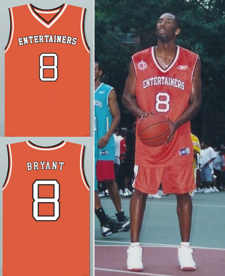 9214aae083b Load image into Gallery viewer, Kobe Bryant Rucker Park Jersey ...