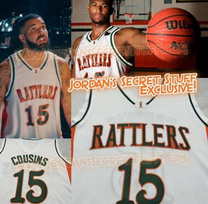 Demarcus Cousins High School Jersey