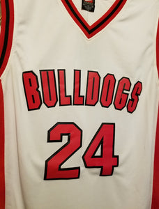 Paul George Bulldogs High School Basketball Jersey PG13 Throwback Retro Jersey