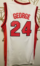 Load image into Gallery viewer, Paul George Bulldogs High School Basketball Jersey PG13 Throwback Retro Jersey
