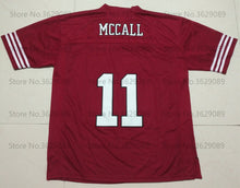 Load image into Gallery viewer, Scott McCall Teen Wolf TV Beacon Hills #11 Lacrosse Jersey Custom Throwback Retro TV Show Jersey