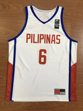 Load image into Gallery viewer, Jordan Clarkson Philippines FIBA World Jersey Pilipinas Throwback