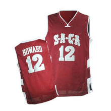 Load image into Gallery viewer, Dwight Howard High School SACA Basketball Throwback Jersey Los Angeles