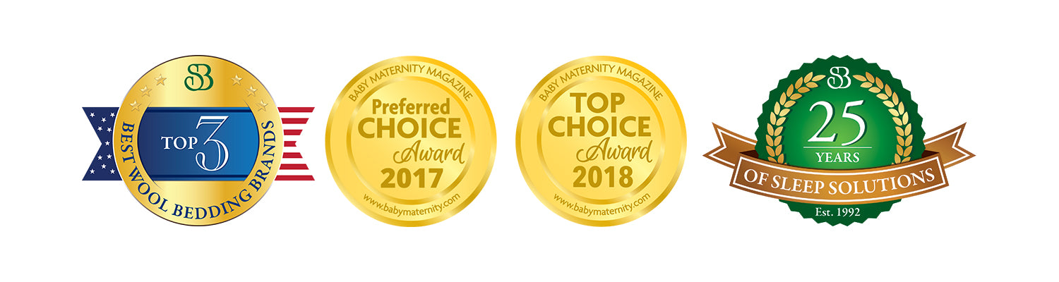 Sleep & Beyond Natural Bedding Product Awards