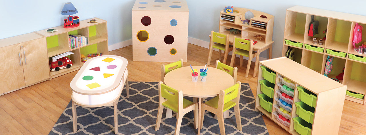Whitney Brothers - Educational Furniture For Children