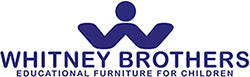 Whitney Brothers - Educational Furniture For Children available at ShpopeForKids