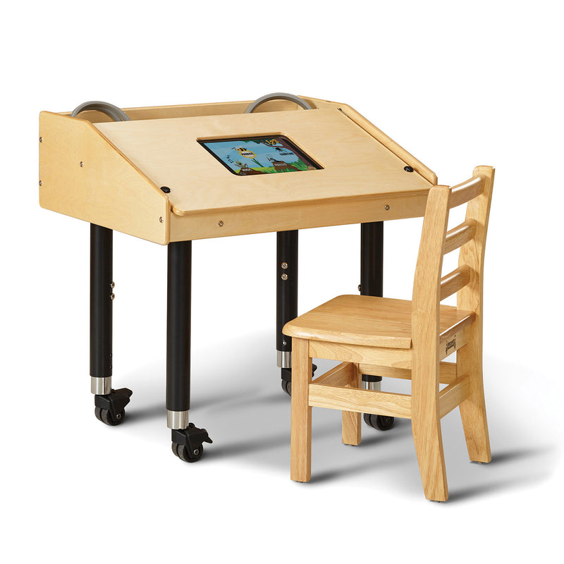 Jonti-Craft Single Tablet Table - Mobile