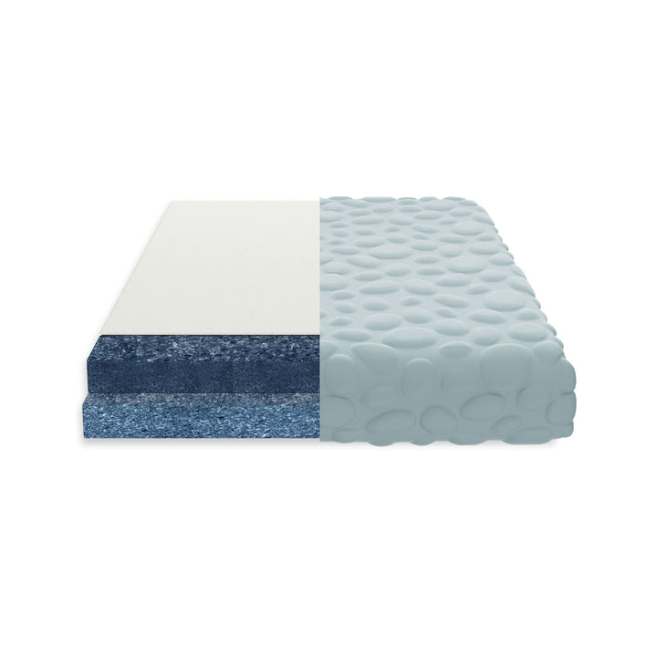Nook Sleep Systems Dream Cotton Crib Mattress With Sea Glass Pebble Cover