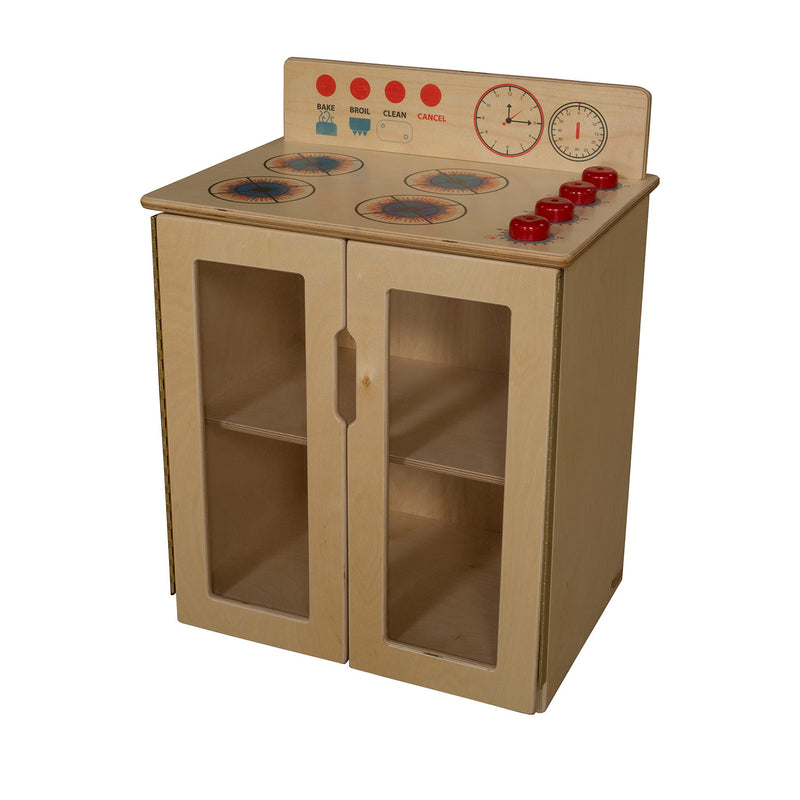 Wood Designs Kids Play My Cottage Stove
