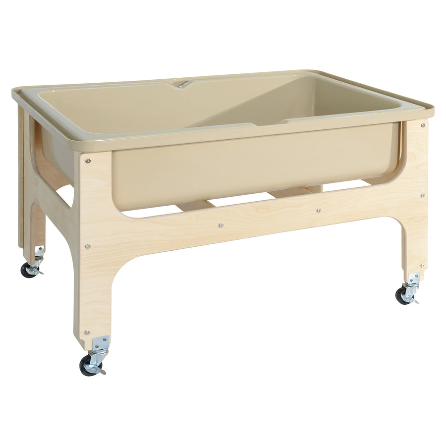 Wood Designs Deluxe Sand and Water Table without Lid