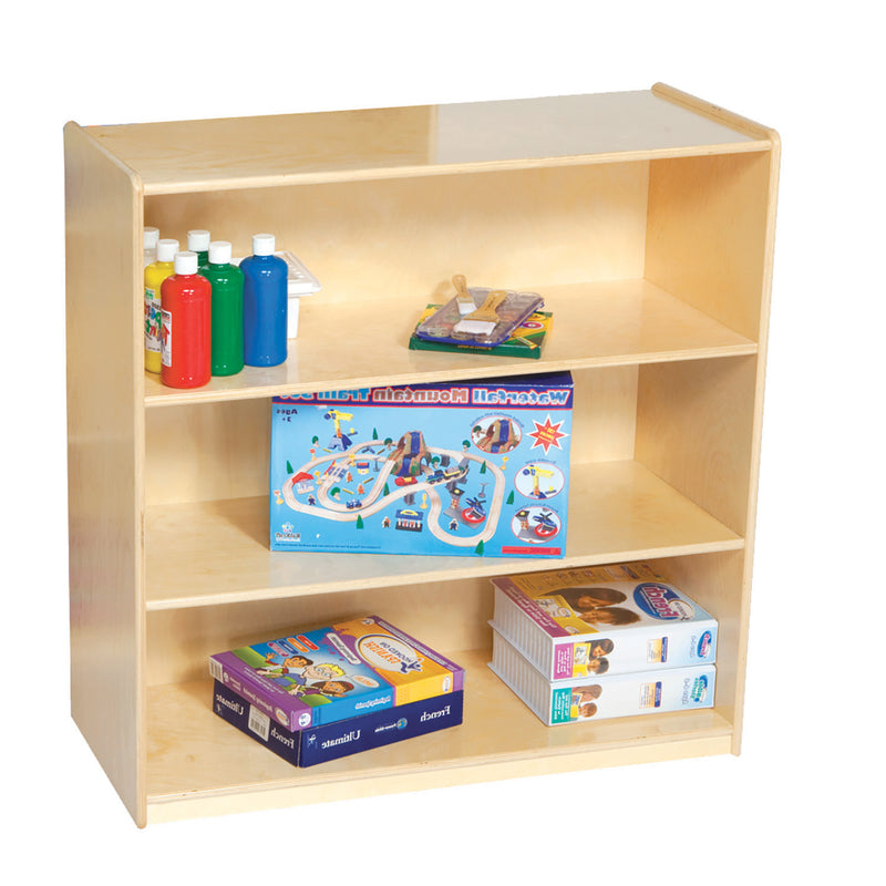 "Wood Designs Bookshelf - 36-3/4""H"