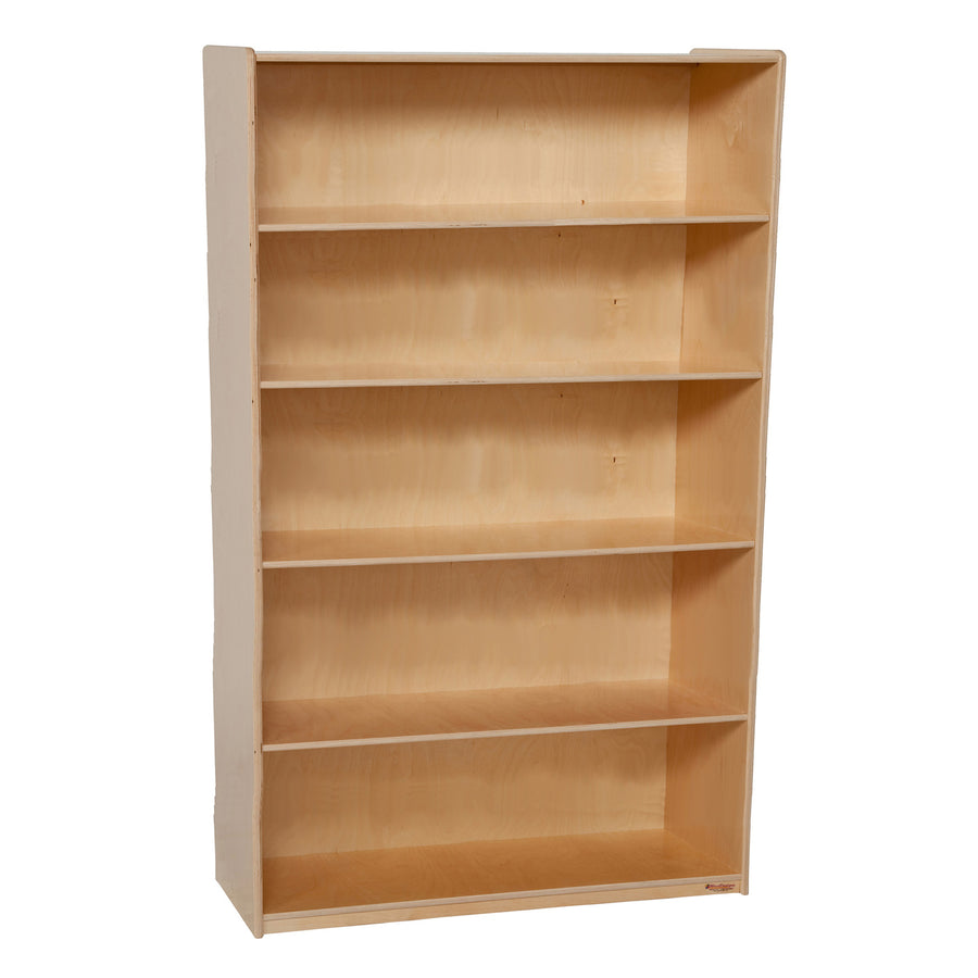"Wood Designs X-Deep Bookshelf- 59-1/2""H x 18"" Deep"