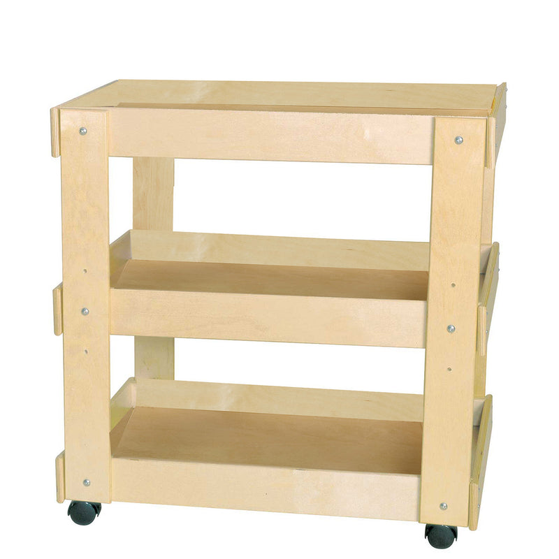 Wood Designs Utility Cart